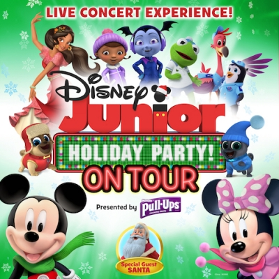 Disney Junior Holiday Party! On Tour – Orpheum Theatre (LA, CA)