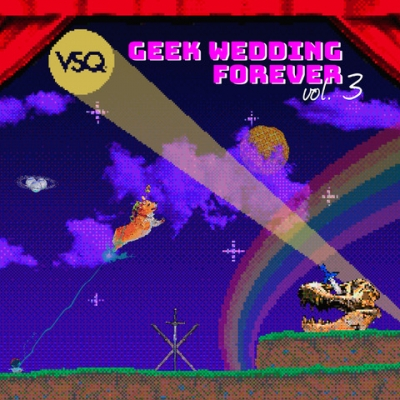 Vitamin String Quartet/ 'Geek Wedding Forever, Vol. 3'/ CMH Label Group