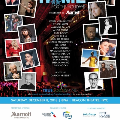 Cyndi Lauper & Friends: Home for the Holidays (NYC)