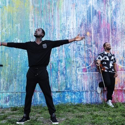 """Fully Integrated And Beautifully Subsumed"" (Philadelphia Inquirer): Black Violin Classical/Hip-Hop"