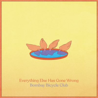 Bombay Bicycle Club/ 'Everything Else Has Gone Wrong'/ Caroline International/Island Records