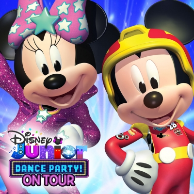 Disney Junior Dance Party On Tour – Thousand Oaks Civic Arts Plaza (Thousand Oaks, CA)