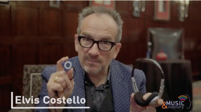 Elvis Costello Shares Alzheimer's PSA