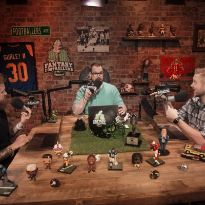 Massively Popular Podcasters The Fantasy Footballers Announce Fantasy For The People Tour 2018, Presented By DRAFT