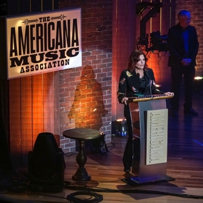 Rosanne Cash Honored With Spirit Of Americana Free Speech Award At Americana Honors & Awards
