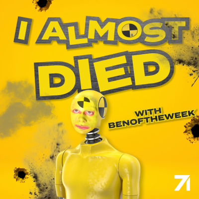 Digital Creator And Comedian Benoftheweek Unpacks His Wild And Hilarious Brushes With Death On New Podcast I Almost Died
