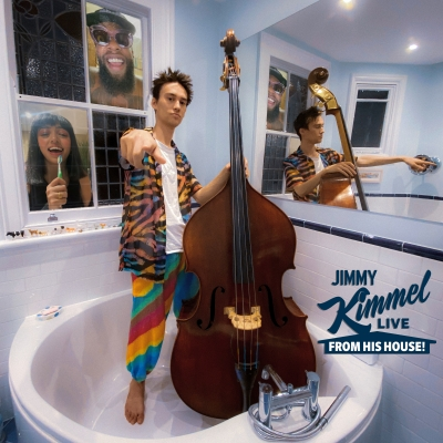 Jacob Collier Makes Late-Night TV Debut on Jimmy Kimmel Live!