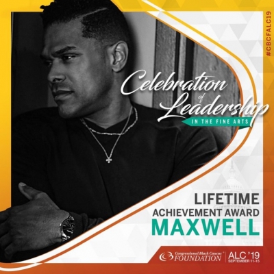 CBCF To Honor Maxwell And Misty Copeland At Celebration Of Leadership In The Fine Arts On Sept. 11th At The Shakespeare Theatre