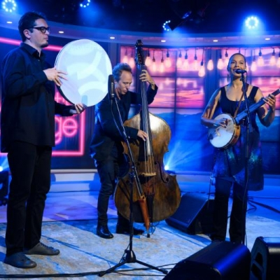 Rhiannon Giddens And Franceso Turrisi Perform I'm On My Way From New Album There Is No Other (Nonesuch) On The Today Show