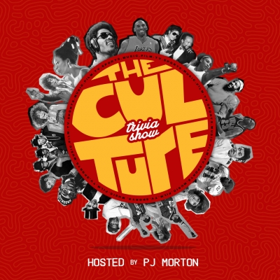 PJ Morton Launches The Culture, A New Trivia Show Celebrating Black Art, Entertainment & More