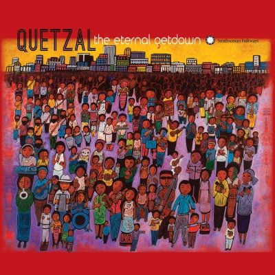 A Transcendental Journey to Getdown: GRAMMY Award-Winning Quetzal to Release 'The Eternal Getdown' o
