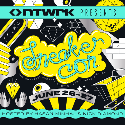 NTWRK Presents First-Ever Virtual Edition Of Sneaker Con