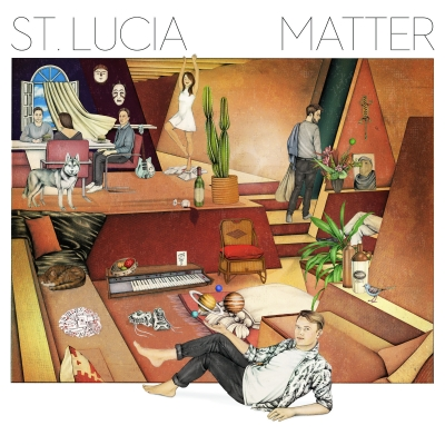 St. Lucia Announce Sophomore Album Matter To Be Released January 29, 2016 On Columbia Records