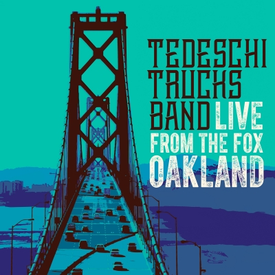 Tedeschi Trucks Band Announces Concert Film And Live Album: 'Live From The Fox Oakland,' Out 3/17
