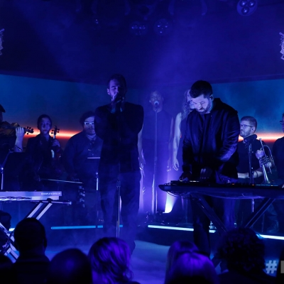 ODESZA Orchestrates a Musical Milestone on Kimmel
