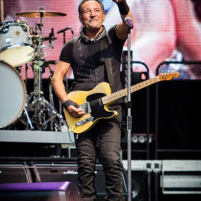 Bruce Springsteen and the E Street Band named 2016's top global touring act
