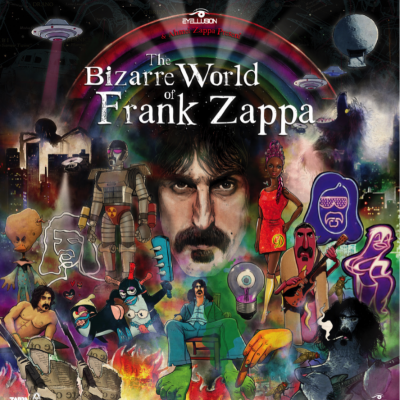 "Frank Zappa Hologram To World Premiere New Music With Former Bandmates On ""The Bizarre World Of Frank Zappa"" Hologram Tour"