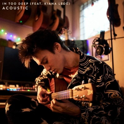 "Jacob Collier ""is on another level"" says Grammy.com, hear fresh version of his song feat. Kiana Ledé"