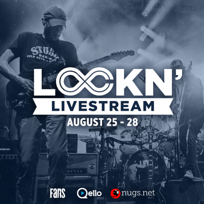 Lockn' 2016 Announces Livestream Sponsored By Fans And