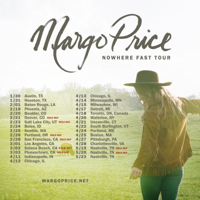 Margo Price Extends 'Nowhere Fast Tour' This Spring