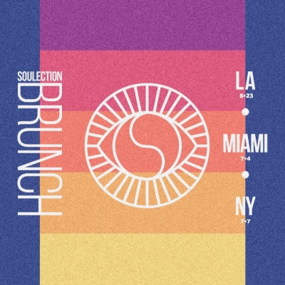 Soulection announce brunches in LA, Miami, and NYC this summer