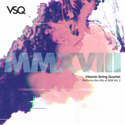 Vitamin String Quartet Performs the Hits of 2018 Vol. 2 transforms pop favorites into chamber music, out Dec. 7