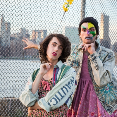 "PWR BTTM's Ferocious Dating Anthem ""Answer My Text"" Out Today"