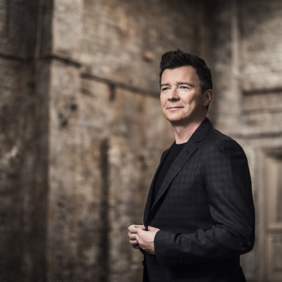Rick Astley Returns To U.S. For First Shows Since 1989