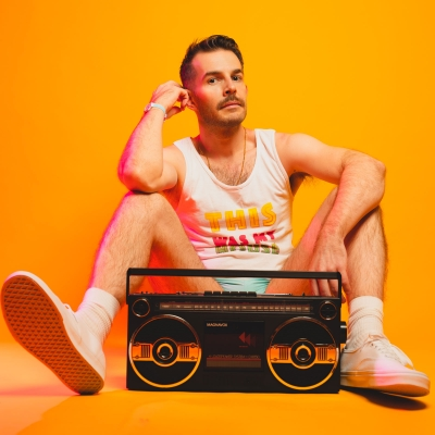 Bright Light Bright Light Builds an 80s Disco Haven on New LP Fun City