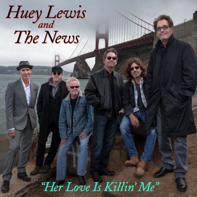 Huey Lewis & The News Release First New Song in Over 10 Years