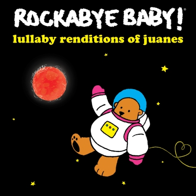 Es Por Ti and your baby: Lullaby Renditions of Juanes out May 3rd