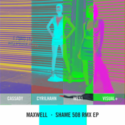 Soul Star Maxwell Releases Rare Urban Hang Suite EPs