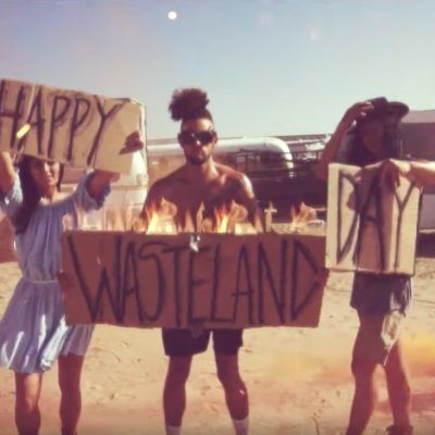The World Burns In New Music Video From Open Mike Eagle
