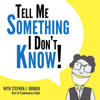 "Freakonomics' Stephen J. Dubner Hosts ""Funny and Illuminating Brain Game Show"" at Joe's Pub This Wee"