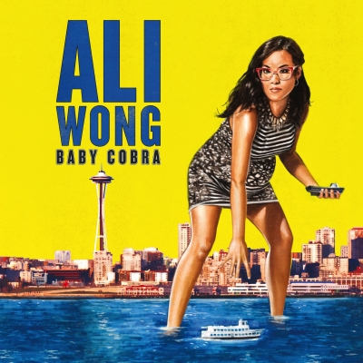 Comedy Dynamics To Release Ali Wong's First Album Baby Cobra On May 12, 2017