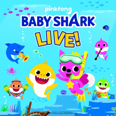"""Baby Shark Live!"" To Hit The Road In First Ever North American Tour"