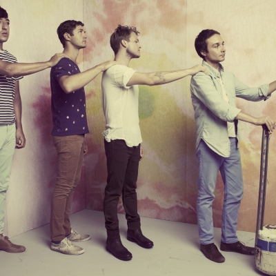 Grizzly Bear Makes Daytime TV Debut On Ellen May 24