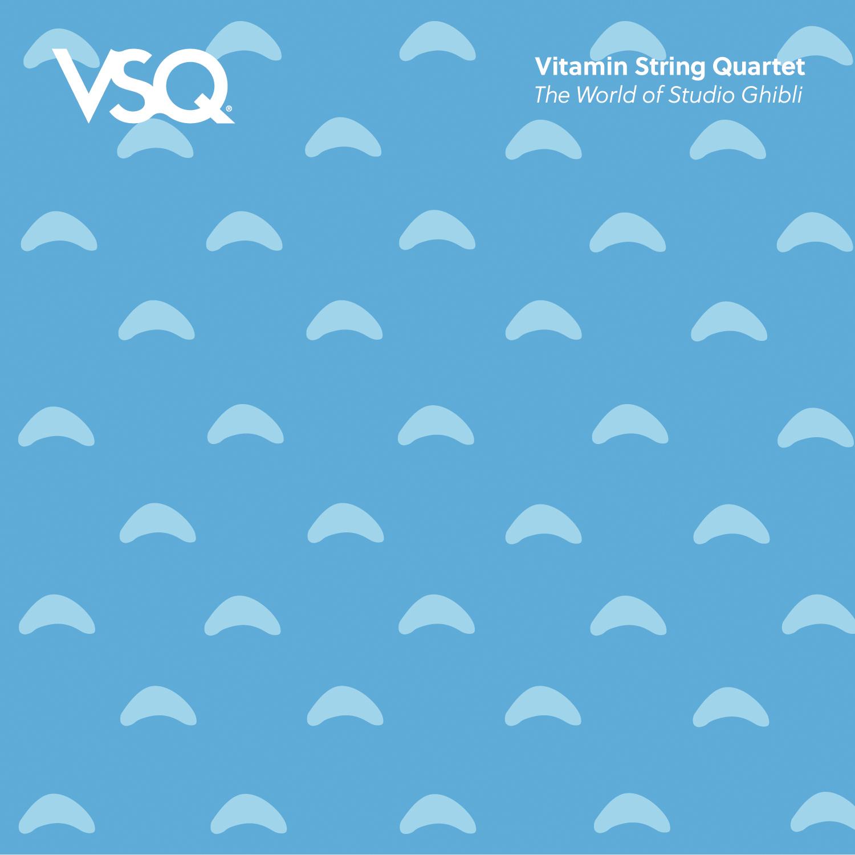 Vitamin String Quartet Vitamin String Quartet The World of Studio Ghibli