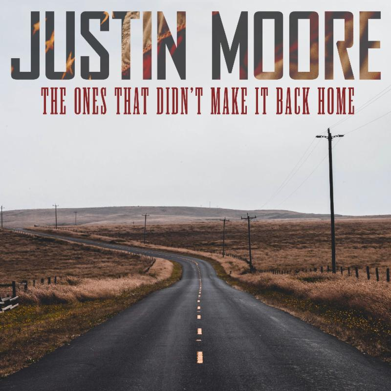 Justin Moore Debuts New Single The Ones That Didn't Make It