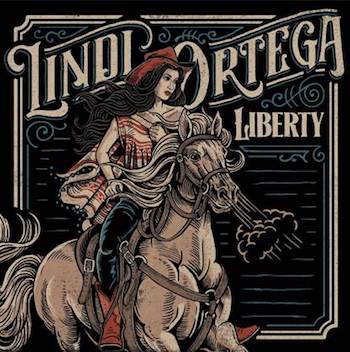 Lindi Ortega/ 'Liberty'/ Shadowbox Music Co.