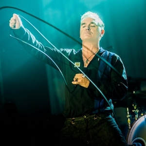 Morrissey - Theatre at MSG (NYC)