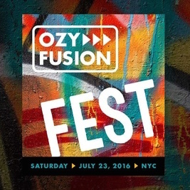 OZY Fusion Fest - Rumsey Playfield Central Park (NYC)