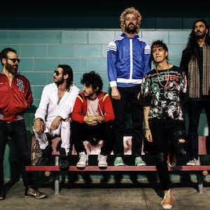 The Voidz – Masonic Lodge (LA, CA)
