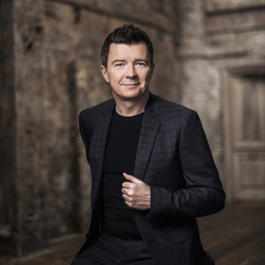 Rick Astley - Webster Hall (NYC)