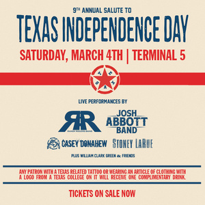 Randy Rogers Band & Josh Abbott Band - Terminal 5 (NYC)