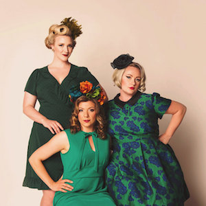 Rosie & The Riveters – Rockwood Music Hall (NYC)