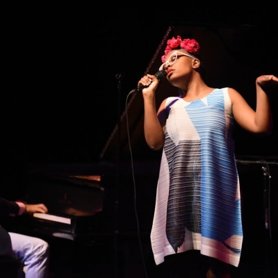 Cecile McLorin Salvant - The Jazz Standard (NYC)
