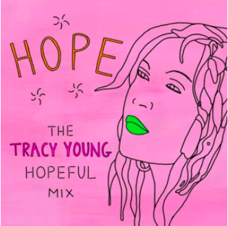 "Cyndi Lauper Reunites with GRAMMY-winning producer Tracy Young for ""Hopeful"" Remix"