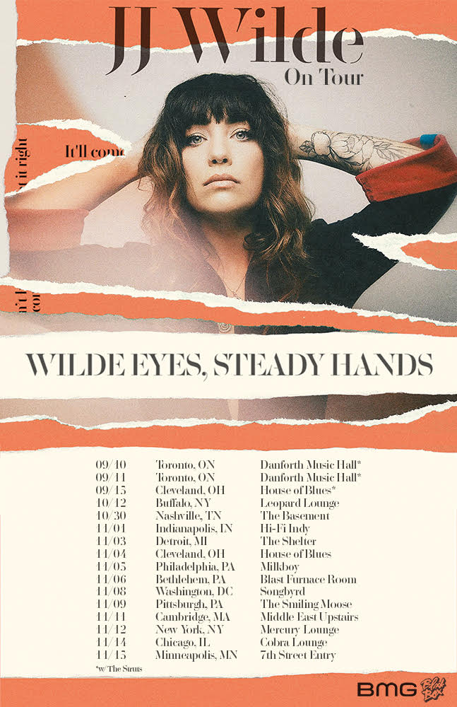 JJ Wilde Will Embark On Debut Headlining Tour This October
