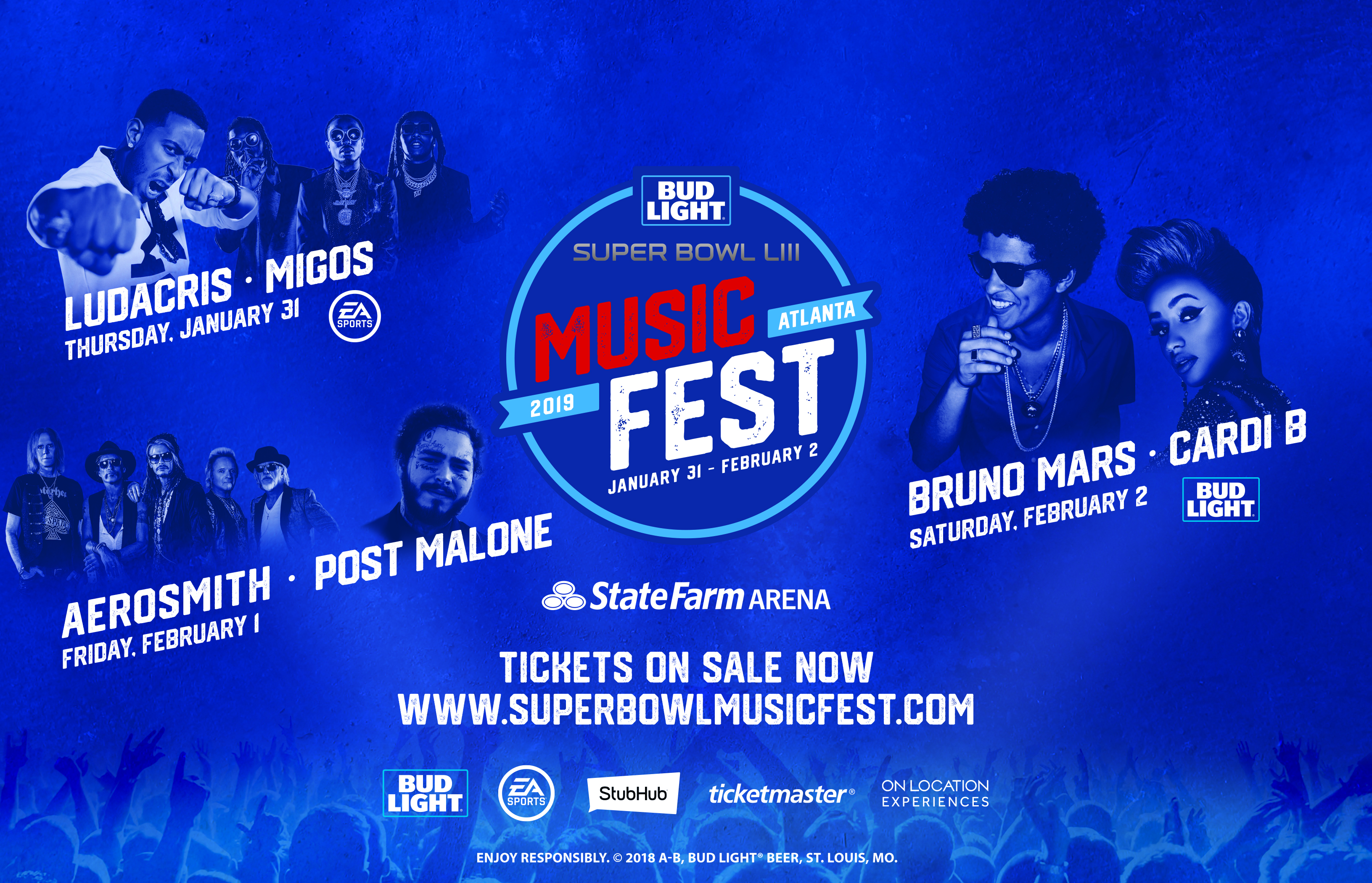 First Ever Bud Light Music Festival Brings The Biggest Names